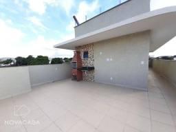 Cobertura com 2 dormitórios à venda, 119 m² por R$ 523.360,95 - Salgado Filho - Belo Horiz
