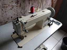 Máquina de costura transporte triplo BRASEW BRS0818