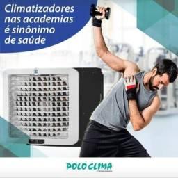 Título do anúncio:  Pólo Clima climatizadores