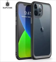 Capa Supcase Anti Impacto Apple iPhone 12 Pro Max (6.7 Pol.)