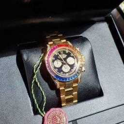 Relógio rolex Daytona Rainbow