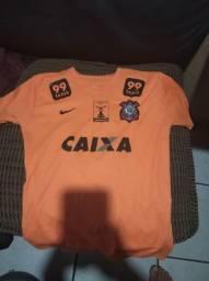 Camiseta infantil Corinthians