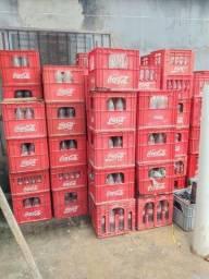 Grades de coca cola.1 litro
