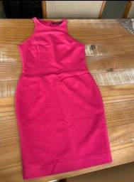 Vestido Zara Pink P