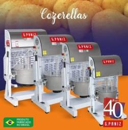 Título do anúncio: V-Misturadora de cozimento de alta Performance Cozzorela 75 litros
