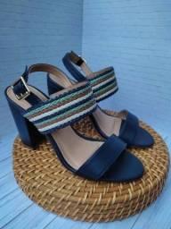 Título do anúncio: Sandália Azul n° 36