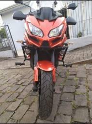 Moto Kawasaki Versys