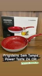 Frigideira Sem Tampa Power Taste 24cm - La Cuisine