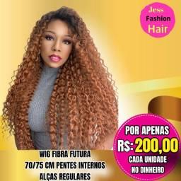 Wig Fibra Orgânica