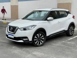 Título do anúncio: Nissan Kicks Sv 20 Branca