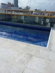 Título do anúncio: Apartamento com 1 dormitório à venda, 60 m² por R$ 280.000,00 - Candeal - Salvador/BA