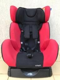 Cadeira para Automóvel Infanti New Ultra Comfort CS888E Preta/ Vermelha