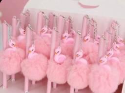 Caneta flamingo