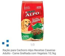 Ração para cachorro cães Purina alpo para cachorro 10 kg