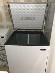 Freezer esmaltec novo 230 litros