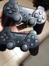 Controle original PS3 funcionando perfeitamente
