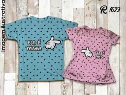 Camisas casal