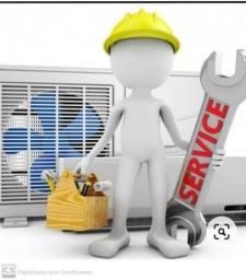 (ar condicionado)Soluções em refrigeração para sua casa e sua empresa