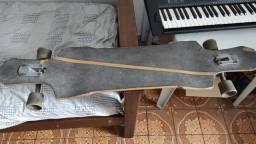 Longboard para freeride