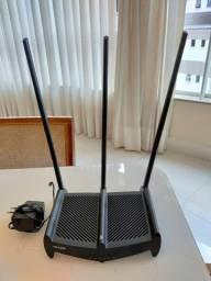 Roteador TP-Link TL-WR941HP Alta Potência 450MB Wireless<br><br><br>