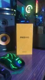 XIAOMI POCO M3 128GB BLACK ( NOVO LACRADO )