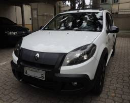 Sandero Stepway Tweed 1.6 Flex 2014 com GNV