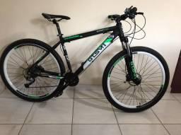 Bicicleta zero sem uso aro 29