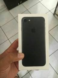Iphone 7 Black 32gb. Bateria 88% Biometria funcionando