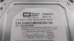 HD 500gb WD (Western Digital)