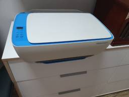 Impressora Scanner HP Desktjet Ink Advantage 3636