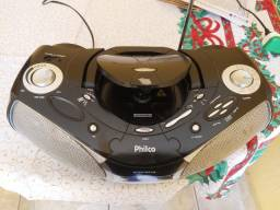 Rádio Philco mp3 USB. Tudo funcionando .. leia a descrição