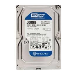 HD Western Digital 1TB (2x500gb)