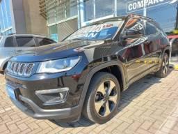 Título do anúncio: Jeep Compass Longitude 2.0 Flex top de linha*** baixo km 59.000**