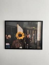 Quadro Sunflower Headless -90x60