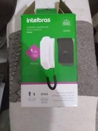 """Interfone Intelbras """" Novo na caixa """""""