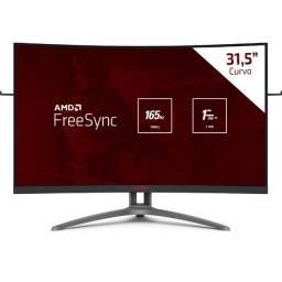 Monitor Gamer AOC Agon 32 pol. curvo 165hz 1ms Freesync