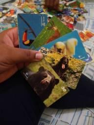 Cartão telefônico para colecionadores