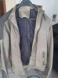 Jaqueta tamanho médio