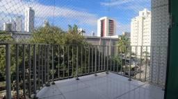 Apartamento com 2 quartos para alugar, 77 m² por R$ 1.950/mês - Boa Viagem - Recife/PE
