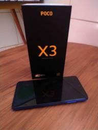 Título do anúncio: Vendo POCO X3 64GB/6GB