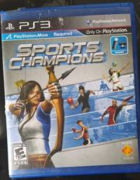 Sports Champions - Usado - Ps3 - Mídia física