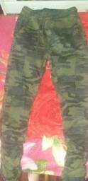 Vendo calça jogger estilo militar