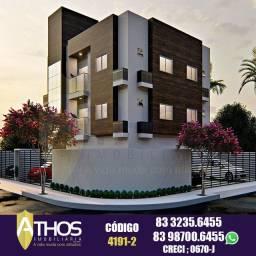?Mangabeira? 44,6m² Apartamento Térreo com Área Privativa!