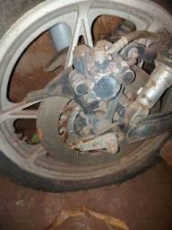 Bico pato freio cb 450