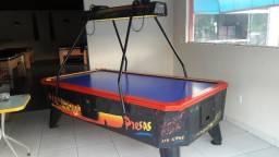 Mesa de Hoquei ou Air Game Matic em otimo estado