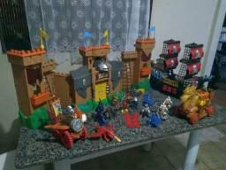 brinquedos ficher- price (mais de 18 itens)