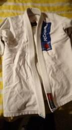 Kimono de Jiu Jitsu (Koral) tamanho A2