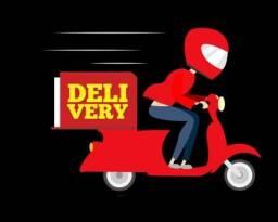 Entregador Delivery com Moto Própria