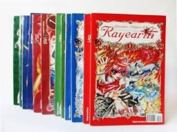 Coleção Mangá Guerreiras Mágicas de Rayearth