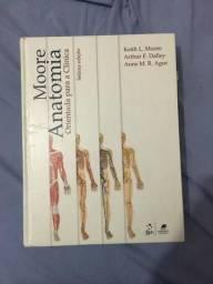 Atlas de anatomia Moore 7ª edição
